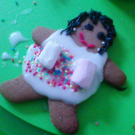 Gingerbread Lilia