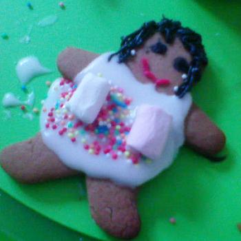 Gingerbread Lilia