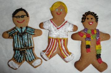 Gingerbread Doctors
