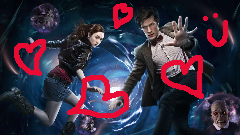 The Eleventh Doctor and Amy again