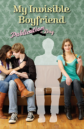 My Invisible Boyfriend by Publication Day