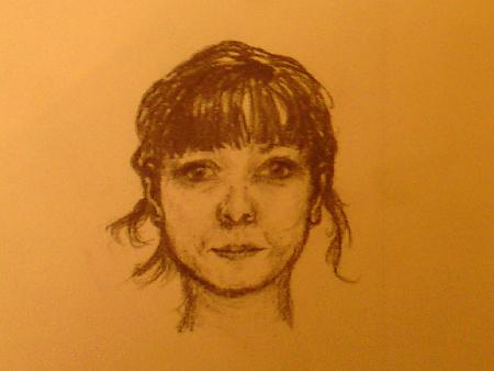 self-portrait: well, ish