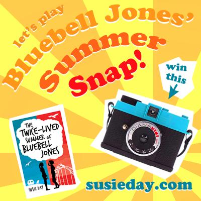 Bluebell Jones Summer Snap!