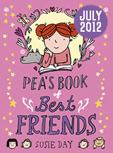 Pea's Book July 2012