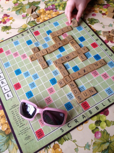 Aoife - Scrabble summer