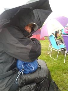 wet picnic