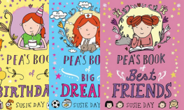Pea's Book series