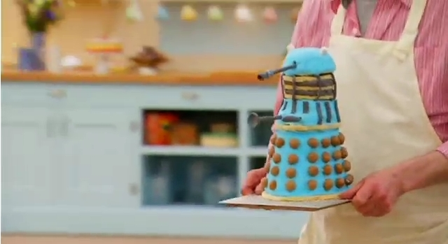 Biscuit Dalek via metro.co.uk
