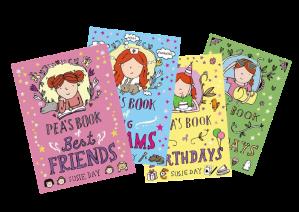 Pea's Books