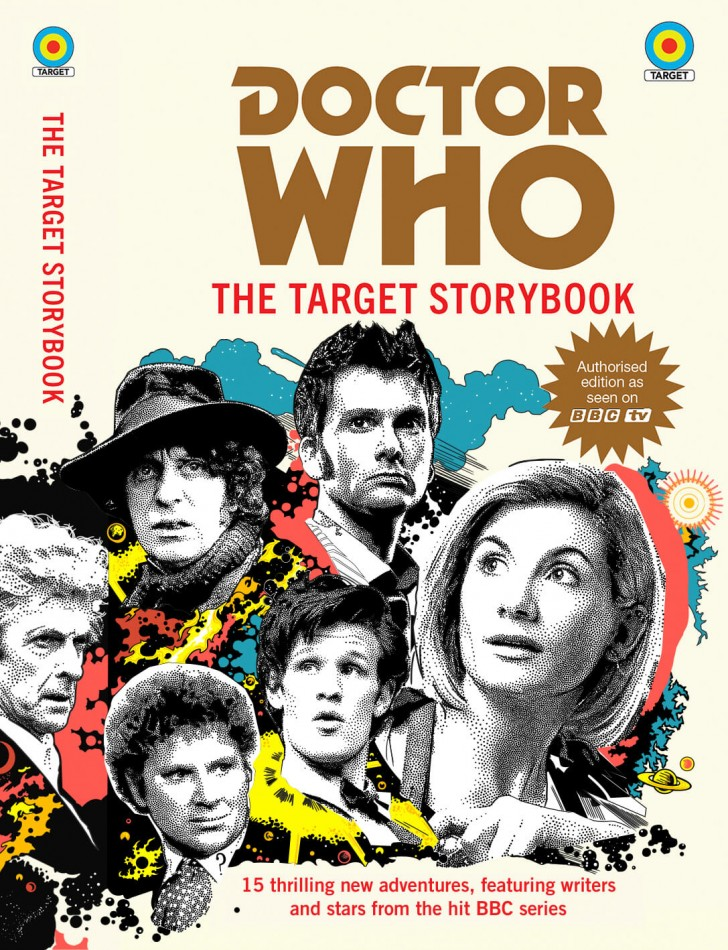 The Target Storybook cover